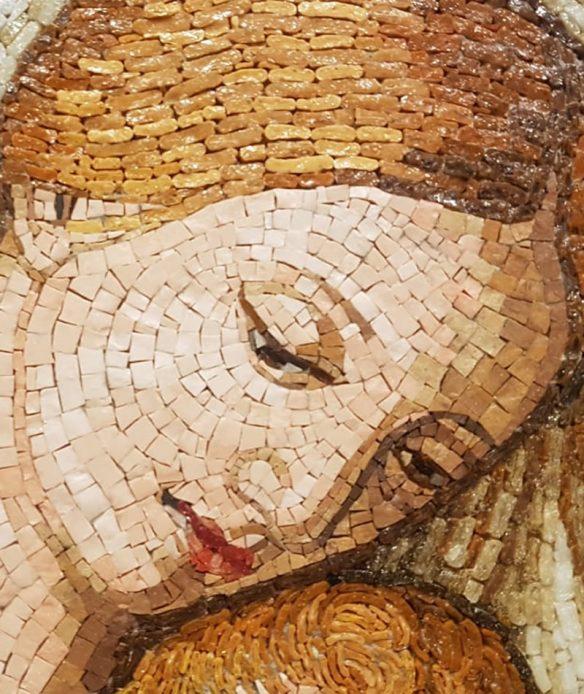 corso mosaico tagliato
