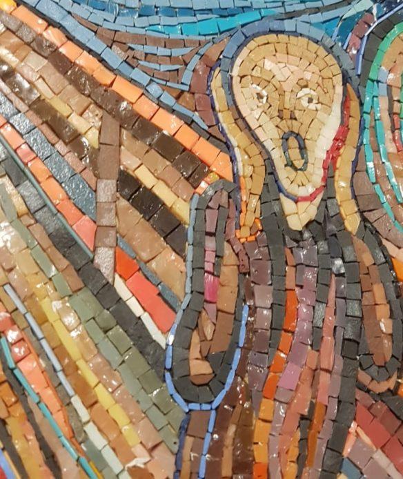 corso mosaico filato