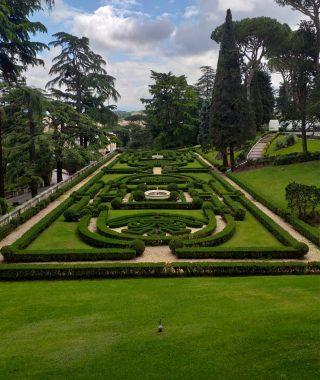 Giardini Vaticani-visita guidata