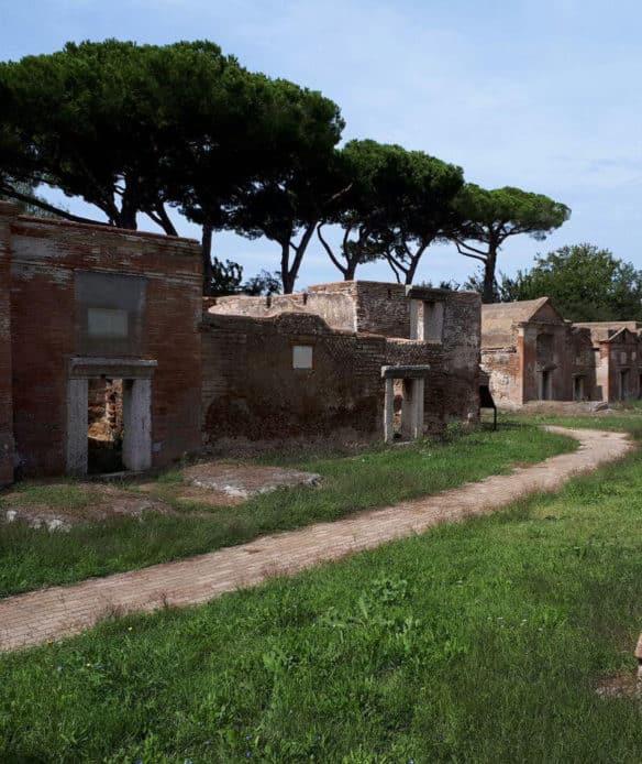 necropoli isola sacra