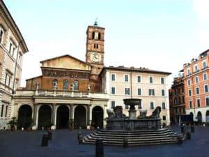 basilica-santa-maria-trastevere-roma